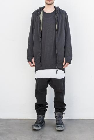 11byBBS J10 Short zipped parka w/stopper