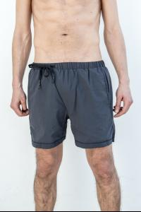 11byBBS SW1 swimming shorts with white cross