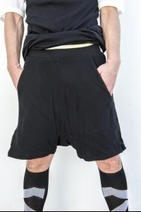 11byBBS P16 Double Mesh layered Shorts