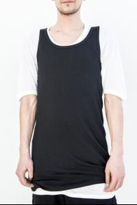 11byBBS T1 Black Dye Classic Elongated `Tank Top