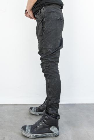 11byBBS P11 low crotch slim pants