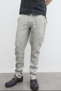 Devoa Anatomic Linen Jodhpur Trousers