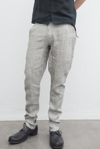 Devoa Anatomic Linen Jodhpur Trousers