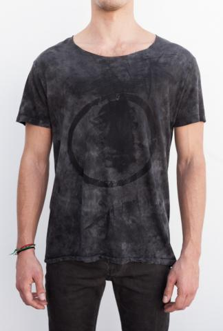 Amy Glenn T-shirt S SIRC_GR Dk Grey