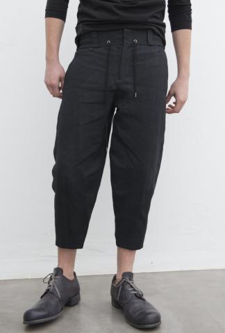 Devoa Cropped Pants
