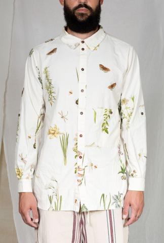 Aleksandr Manamis Printed Shirt