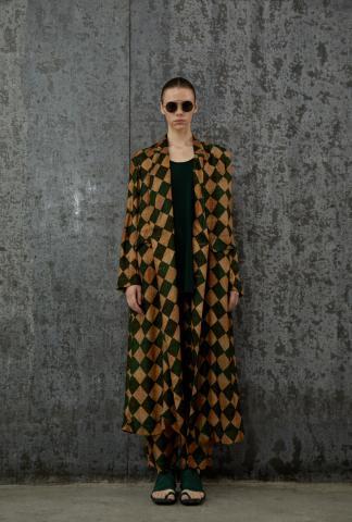 Uma Wang Camelot Coat