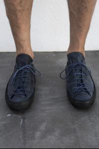 MA+ double fold sneaker
