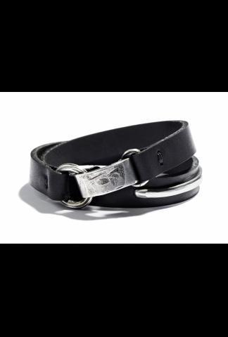 Werkstatt Munchen 15M2611 Bracelet Hammered Bow