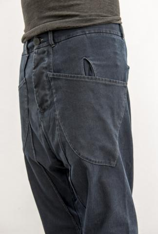 10Sei10otto DOUBLE POCKET TROUSERS
