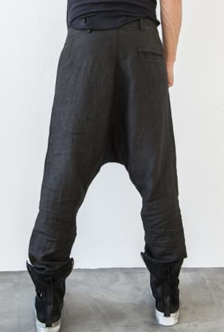 Andrea Ya'aqov low-crotch relaxed pants