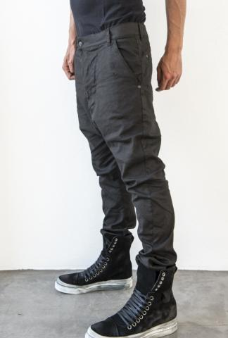 Andrea Ya'aqov low-crotch baggy pants