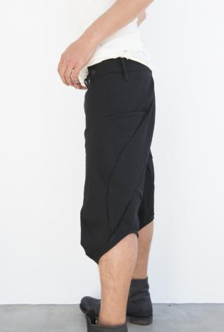 Leon Emanuel Blanck distortion 5 pocket short pant