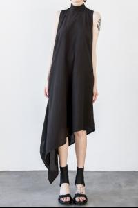 Barbara Bologna fire flw (diagonal) dress