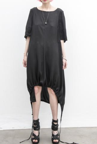 MASNADA dress w/laces