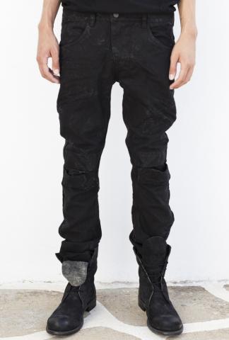 Andrea Ya'aqov Jean pants black