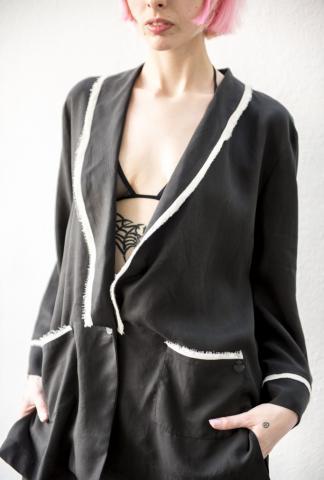 Nostrasantissima DJ026 GIACCA Pijama Jacket