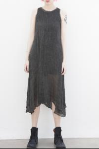 Un-Namable Sheer Net Dress