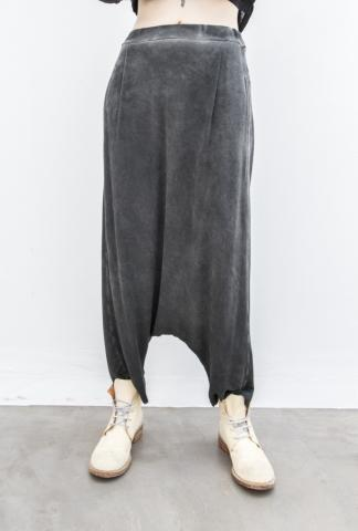 Un-Namable Cold Dyed Jersey Low Crotch Pants