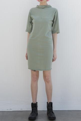 M.A+ TW222CL Elongated One-piece Short Sleeve T-shirt