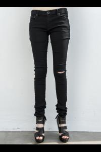 L.G.B. Distressed Skinny Jeans