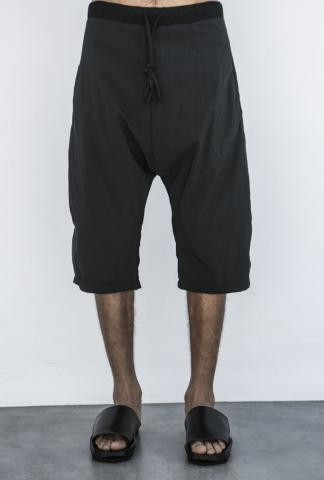 Andrea Ya'aqov Mesh Panelled Long Swim Shorts