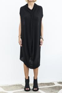 Lost&Found Draped dress