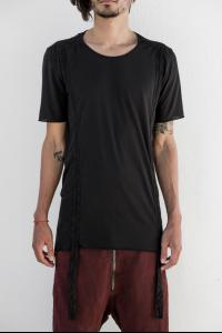 Lost&Found Elongated Straps T-shirt