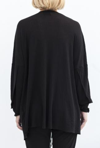 Lost&Found Draped top