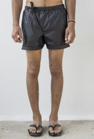11 By BBS Black swimshorts