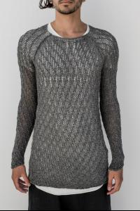 Lost&Found Diagonal sweater