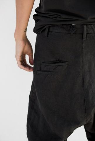 Lost&Found Zip front pant