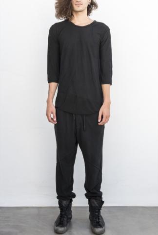Andrea Ya'aqov intarsio  t shirt