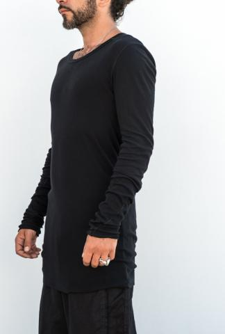 A.F. ARTEFACT lightweight Elongated longsleeve
