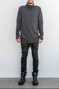 Boris Bidjan Saberi high neck pullover
