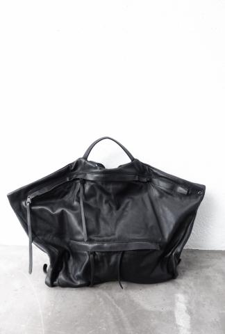 10bags 3often BLK leather backpack