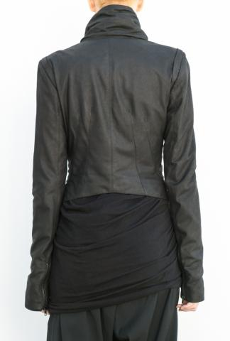 Isabel Benenato Leather Jacket