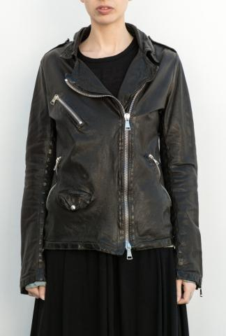 Giorgio Brato Leather Jacket