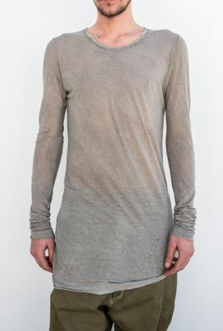 10Sei0otto round-neck l/s t-shirt