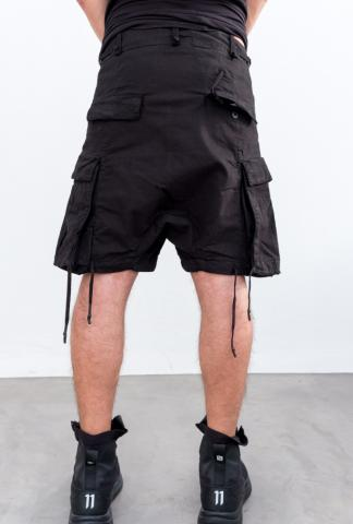 11 By BBS shorts with cargo pockets