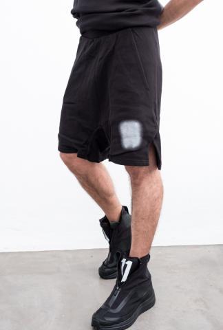 11byBBS P16 Black Light Print Shorts