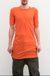 Boris Bidjan Saberi TS4 Elaborated Pattern  Short Sleeve T-shirt
