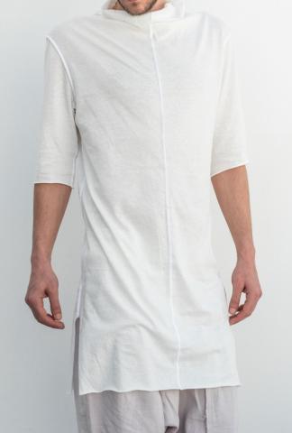Atelier Aura Bjorg cotton drapeneck