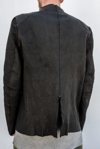 10Sei0otto Reversible 1button leather jacket