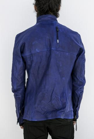 Boris Bidjan Saberi d.blue leather j