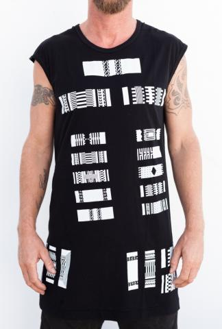 BORIS BIDJAN T2 BLACK PR4 WHITE