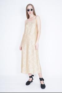 UMA WANG Anaya dress  slip dress, STUPORE fabric (