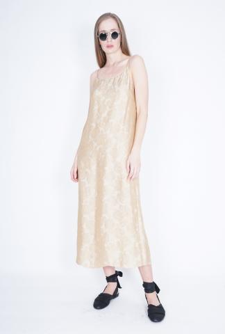 Uma Wang Anaya dress  slip dress, STUPORE fabric (