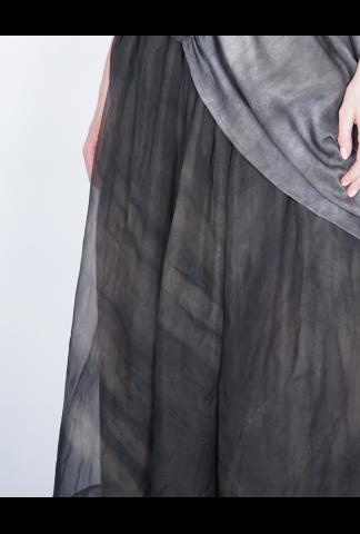 UMA WANG Geonna skirt sheer skirt