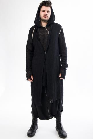 NostraSantissima  94UTS34 lg-knitted  cardigan w/c